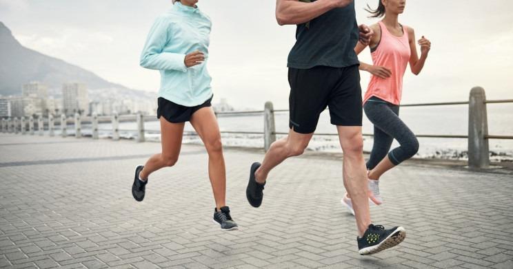 chạy bộ để detox cơ thể