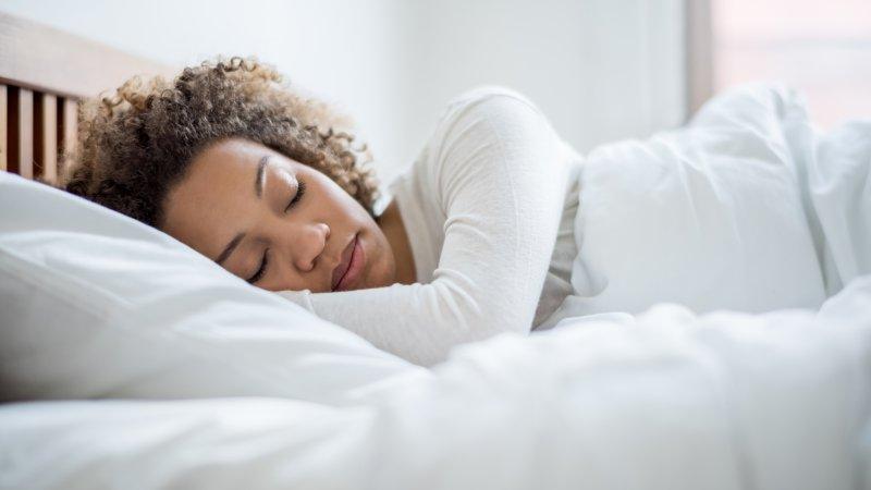 tập trung vào giấc ngủ