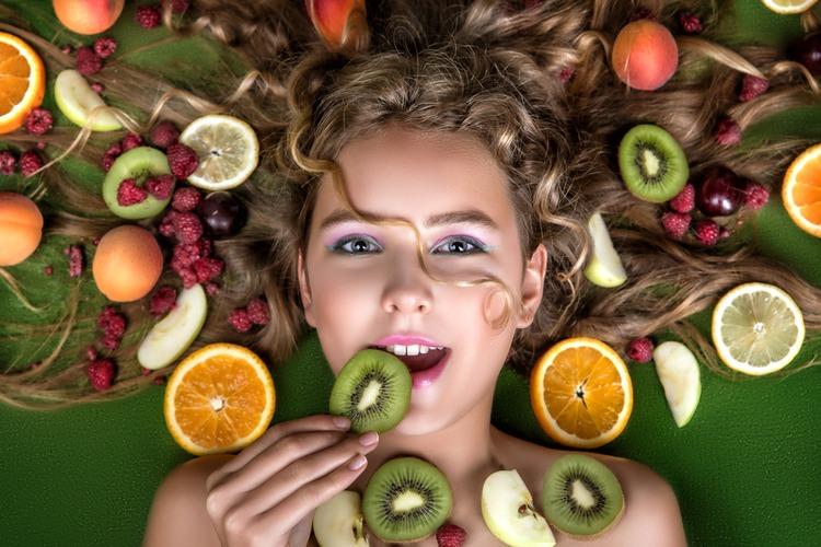 trái cây tốt cho da